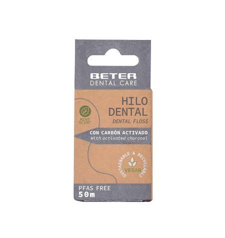 Hilo dental con carbón activado Dental Care