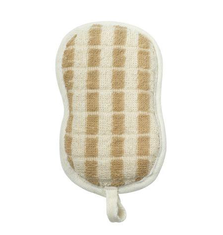 Bath sponge, cotton