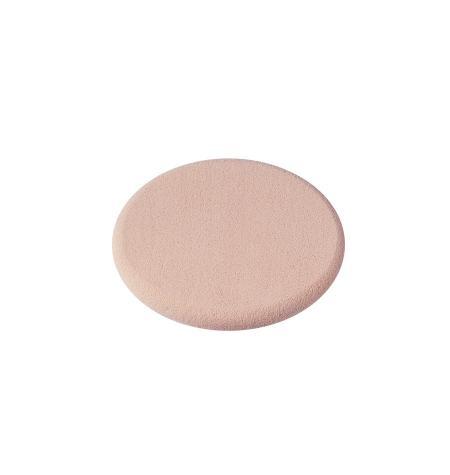 Esponja de maquillaje con funda  látex  7 5 cm.