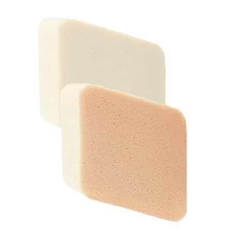 2 make up sponges, latex