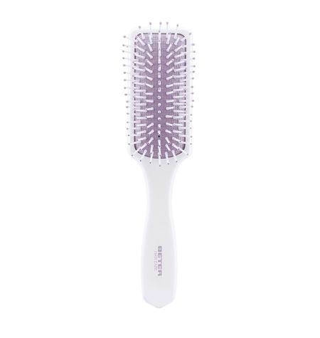 Cushion brush, nylon ball-tip bristles