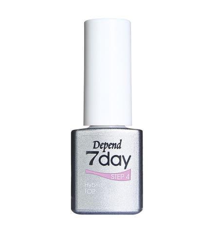 Esmalte 7day Hybrid TOP COAT