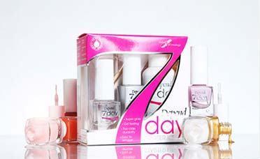 7 Day nail polishes