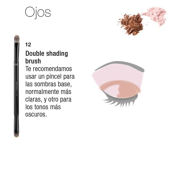 errores de maquillaje sombras de ojos