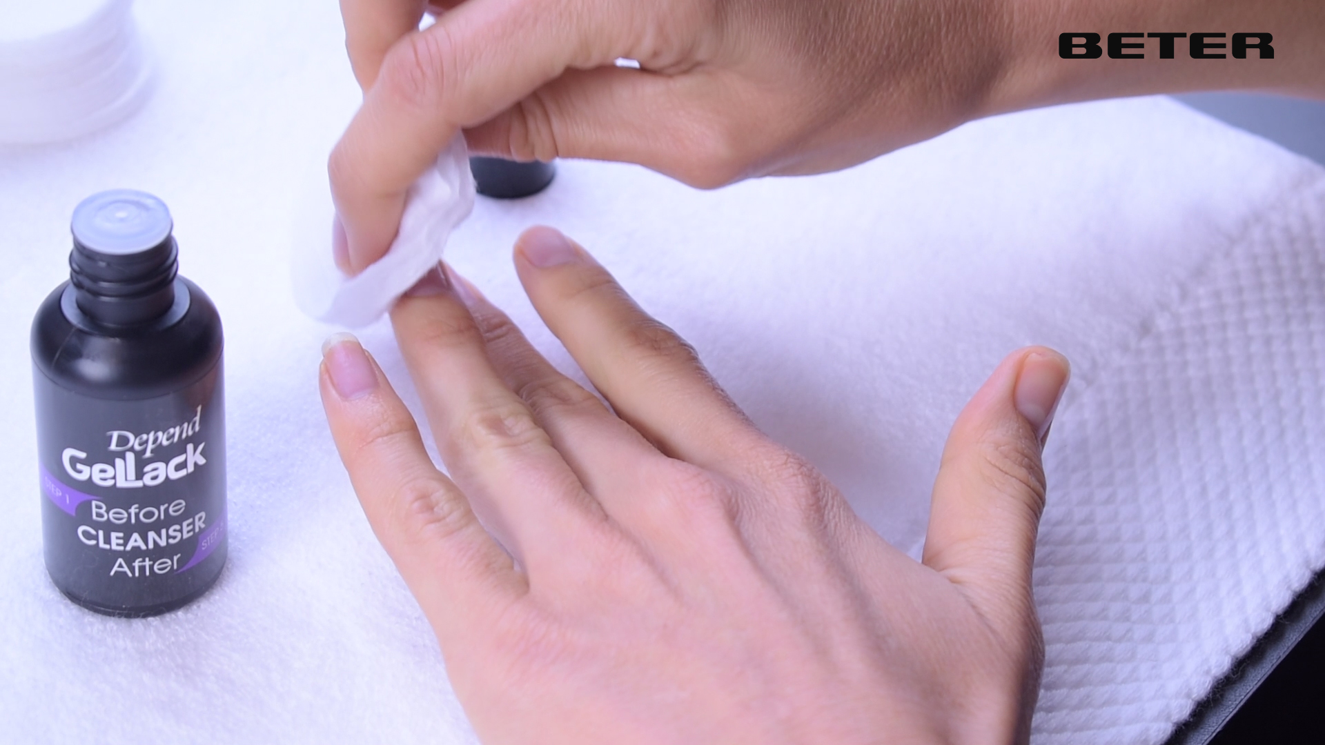 Paso a paso manicura permanente GelLack - Beter Shop accesorios y ...