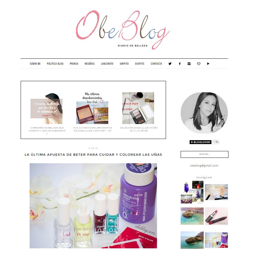 ObeBlog (Octubre, 2015)