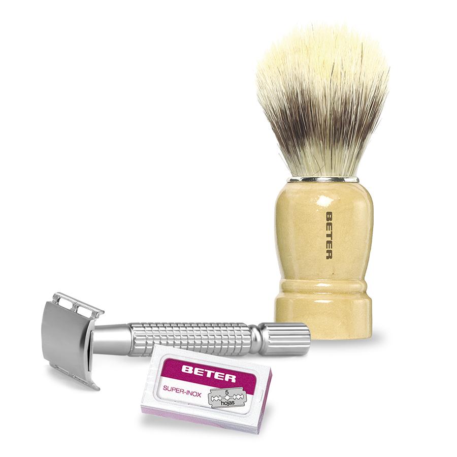 Trucos para el afeitado con maquinilla clásica