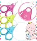 Tijera bebé especial puericultura